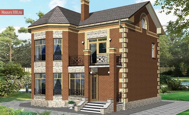 Смета на строительство двухэтажного