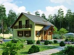 Проекты домов эконом класса: разнообразие и доступная цена