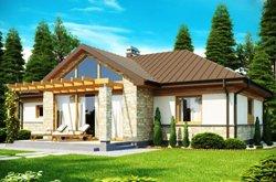 Строительство одноэтажного дома – возможность пожить на природе