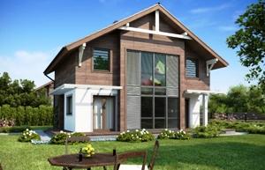 Каркасные дома для круглогодичного проживания