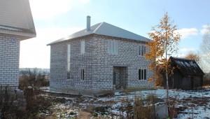 Дом в д. Андрейково