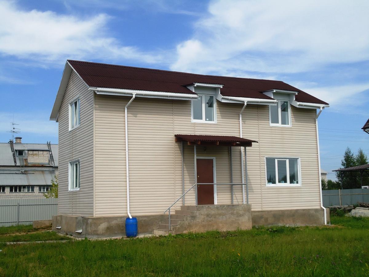 Дом №15 на ул. Сибирская (Тверь)