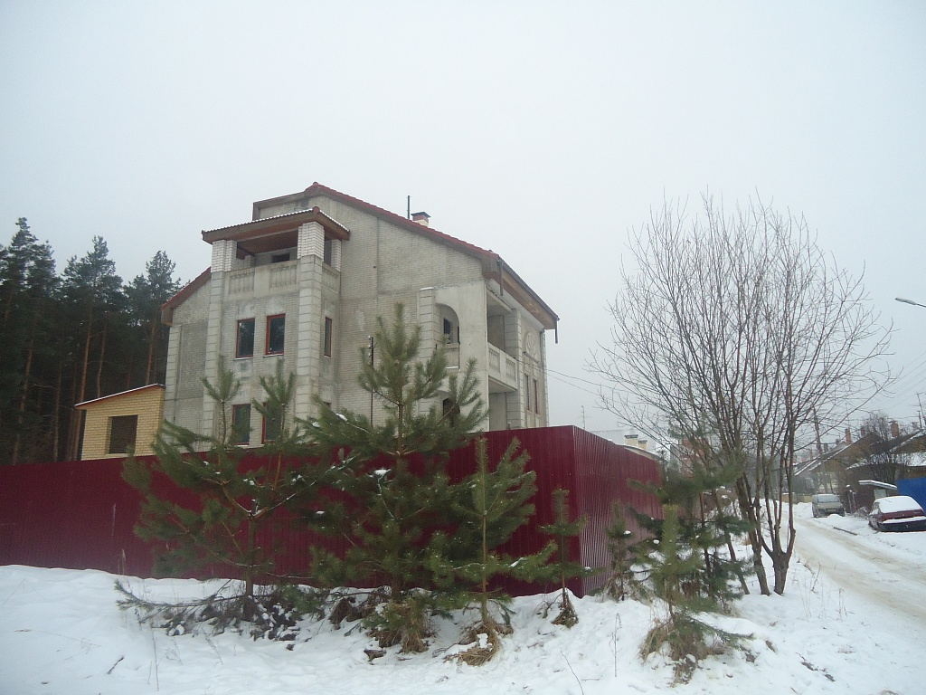 Дом на ул. Соколовская (Тверь)