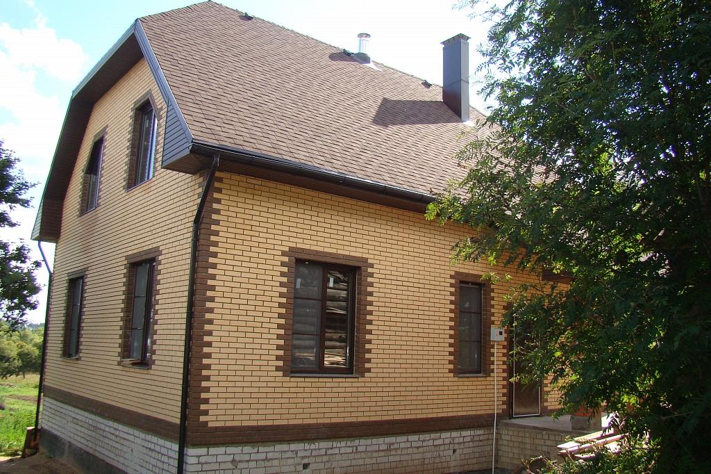 Дом в д. Замытье