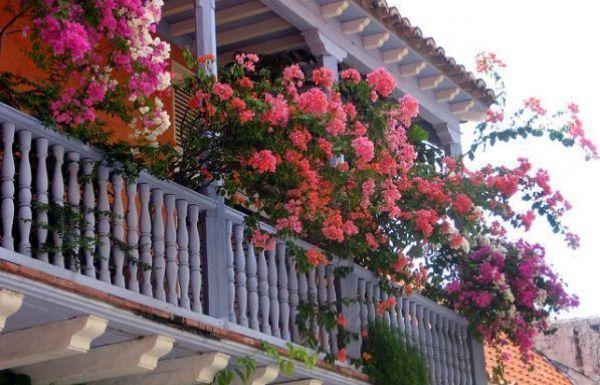 Балкон в доме
