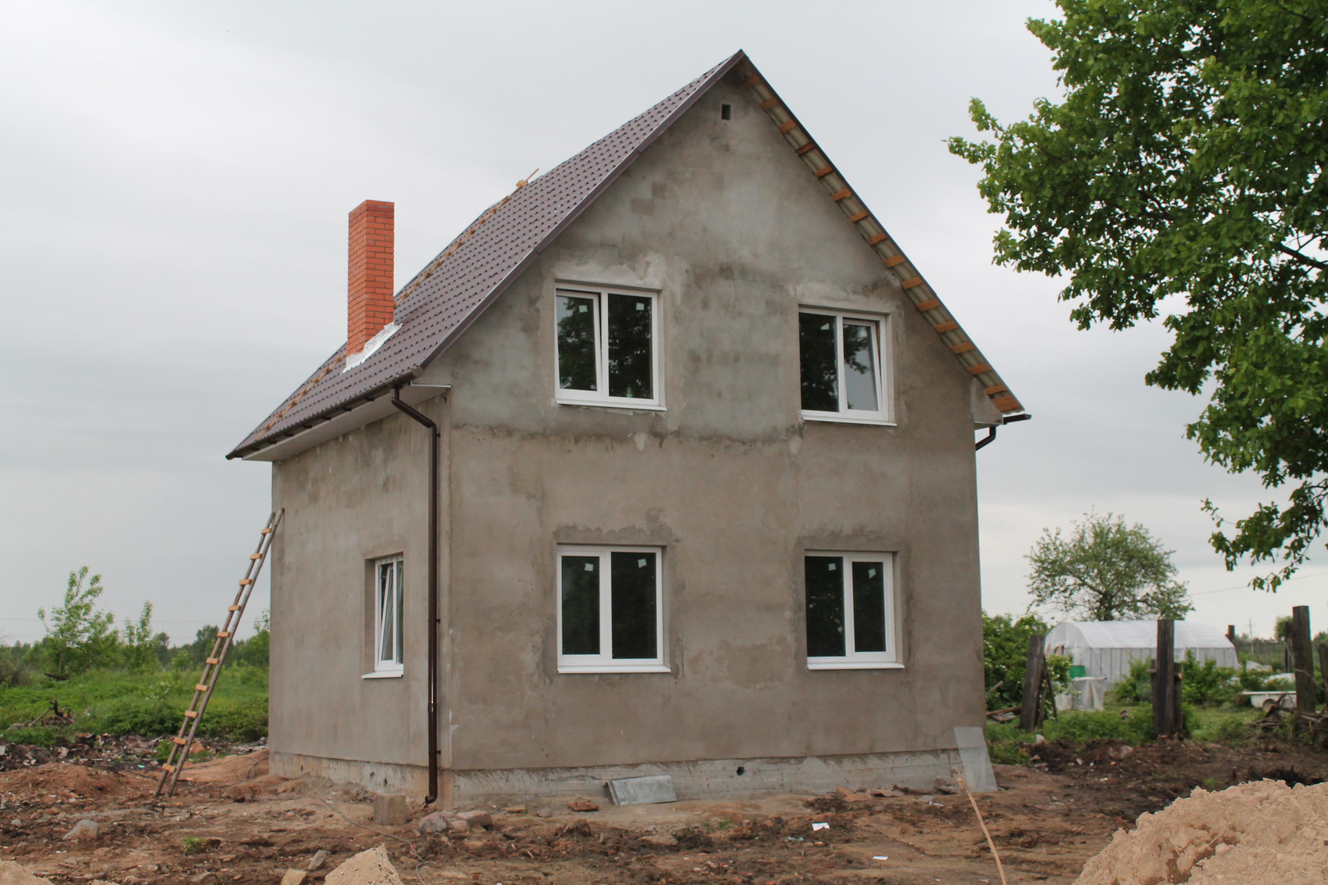 Дом (д. Кадино)