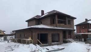 Дом в Брусилово