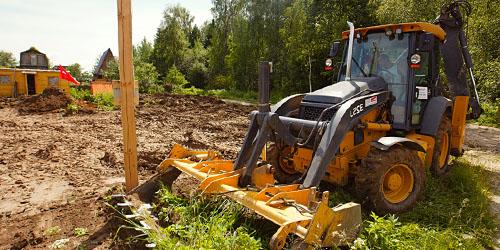 Как подготовить участок для строительства дома?
