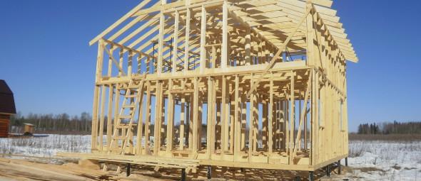 Насколько подходит каркасный дом для постоянного проживания?