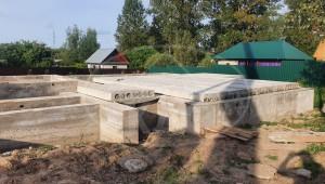 Фундамент, Клинский р-н